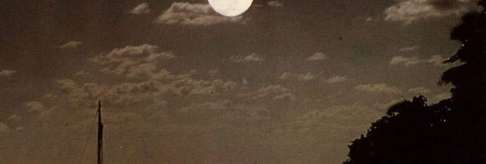 The Killing Moon Signed Lyrics