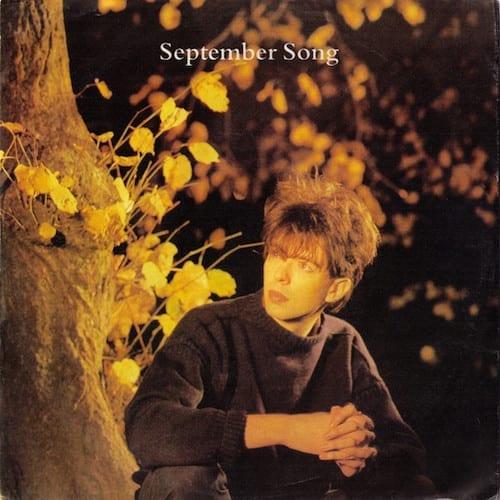 Ian McCulloch September Song