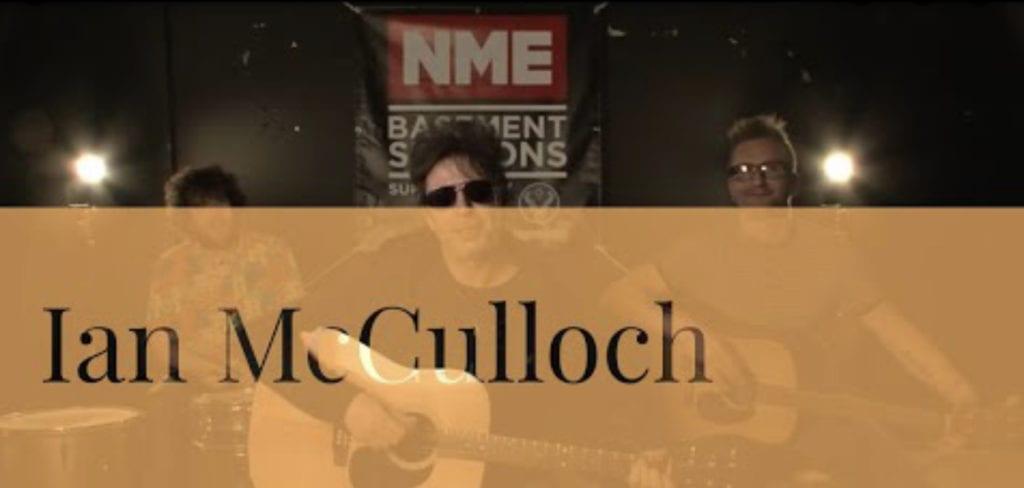 Ian McCulloch YouTube