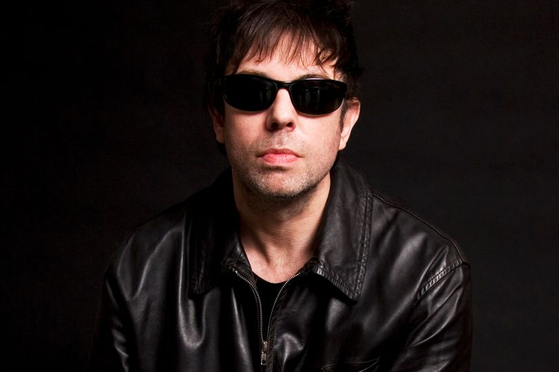 Ian McCulloch Leather Jacket